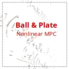 Example: Ball and Plate